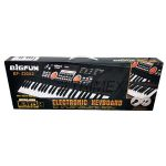 BF530A2 49 KEYS ELECTRONIC KEYBOARD WITH MICROPHONE AND USB CABLE