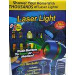 907-3 LED DECORATION LIGHT LASER PROJECTOR