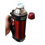 1000ML STAINLESS STEEL THERMOS FLASK BOTTLE